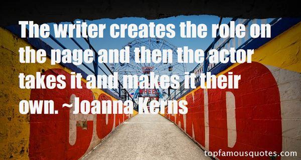 Joanna Kerns Quotes