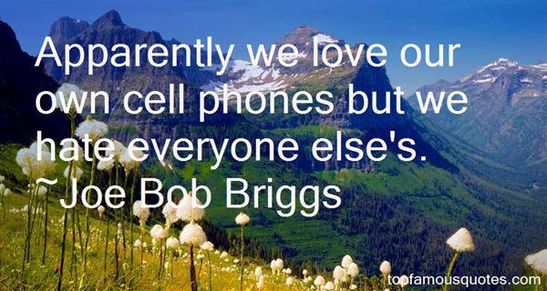 Joe Bob Briggs Quotes