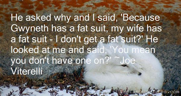 Joe Viterelli Quotes