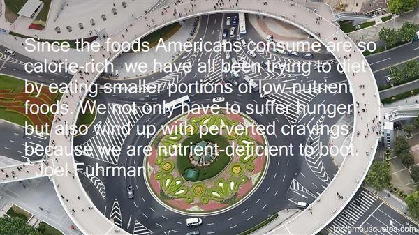Joel Fuhrman Quotes
