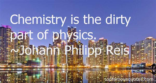 Johann Philipp Reis Quotes