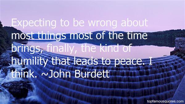 John Burdett Quotes