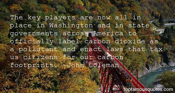 John Coleman Quotes