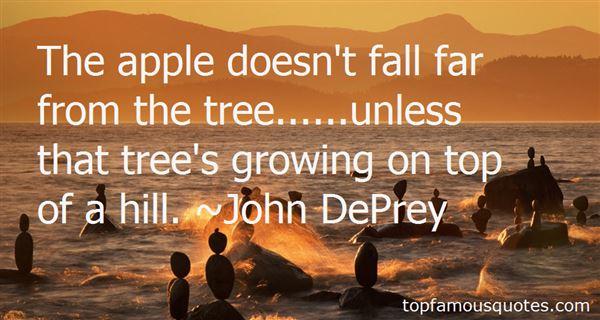 John DePrey Quotes