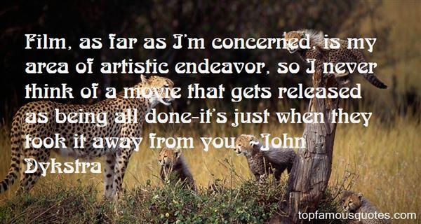 John Dykstra Quotes
