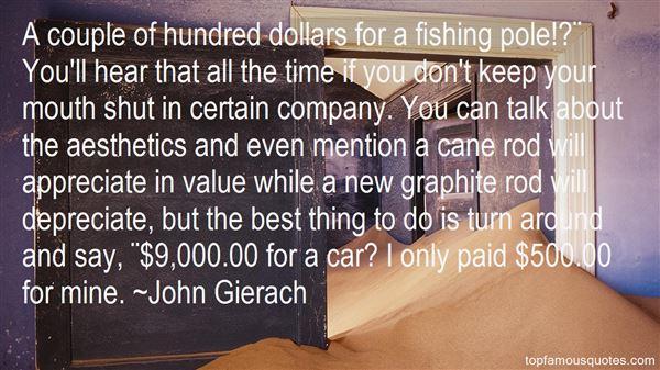 John Gierach Quotes