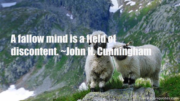 John H. Cunningham Quotes