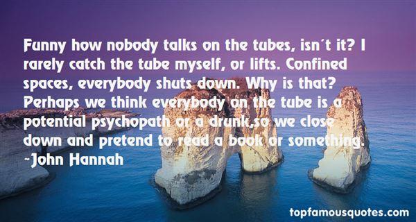 John Hannah Quotes