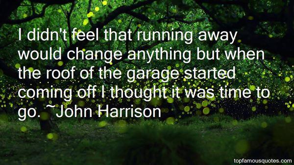 John Harrison Quotes