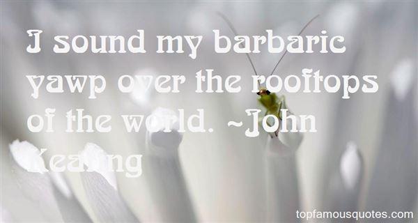 John Keating Quotes