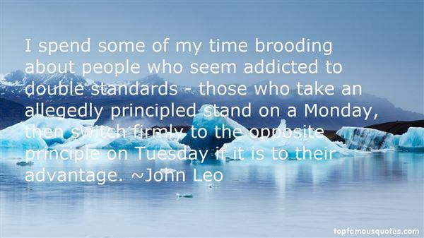 John Leo Quotes