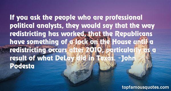 John Podesta Quotes