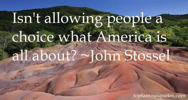 John Stossel Quotes