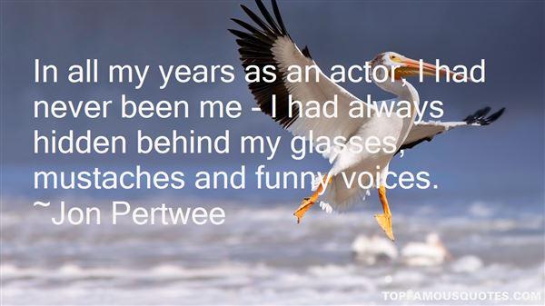 Jon Pertwee Quotes