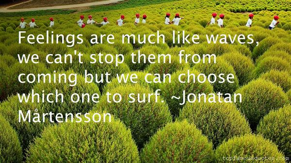 Jonatan Mårtensson Quotes
