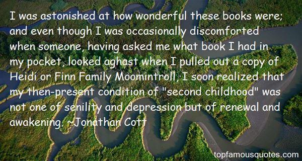 Jonathan Cott Quotes