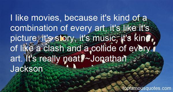 Jonathan Jackson Quotes