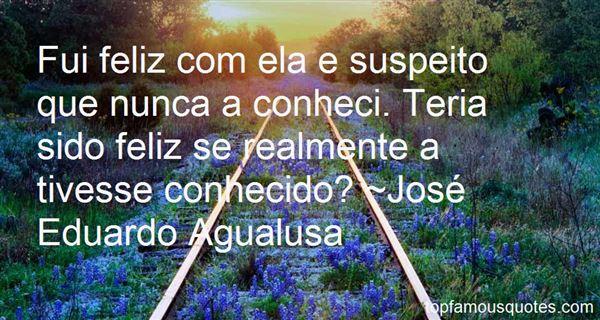 José Eduardo Agualusa Quotes