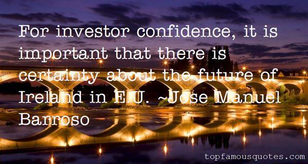 Jose Manuel Barroso Quotes