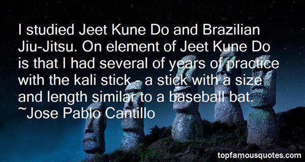 Jose Pablo Cantillo Quotes
