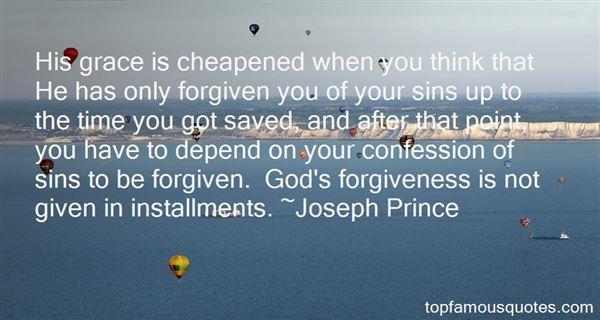 Joseph Prince Quotes