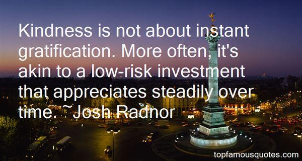 Josh Radnor Quotes