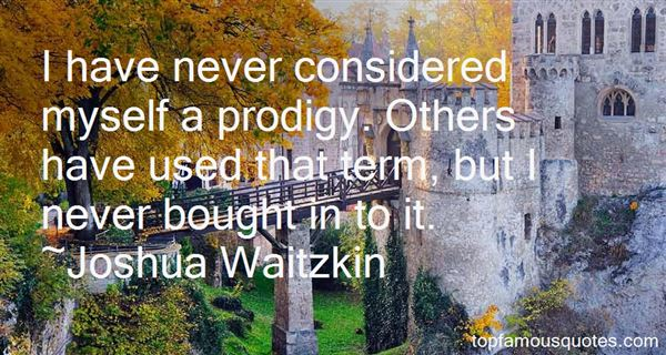 Joshua Waitzkin Quotes