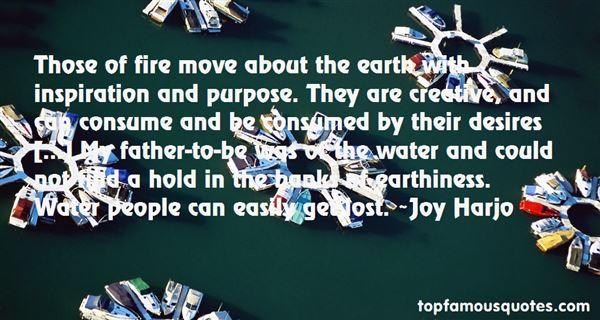 Joy Harjo Quotes
