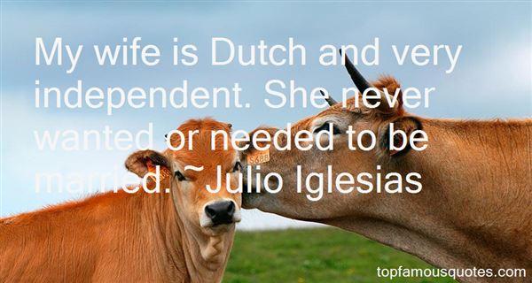 Julio Iglesias Quotes