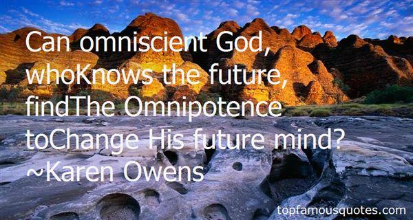 Karen Owens Quotes