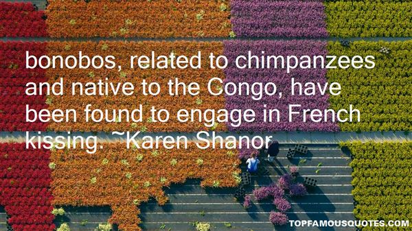 Karen Shanor Quotes