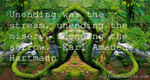 Karl Amadeus Hartmann Quotes