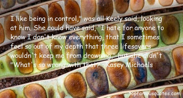 Kasey Michaels Quotes