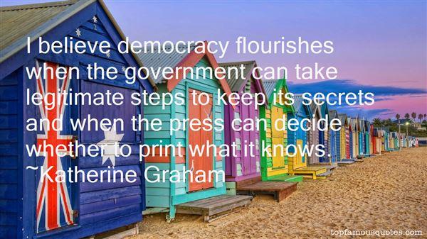 Katherine Graham Quotes
