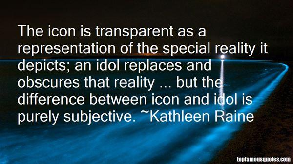 Kathleen Raine Quotes