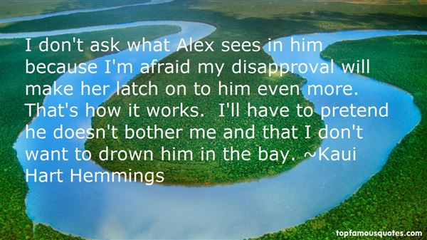 Kaui Hart Hemmings Quotes