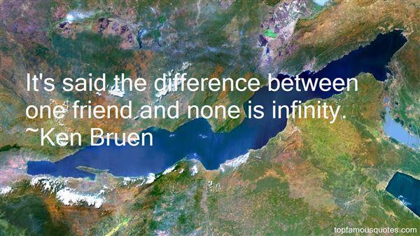 Ken Bruen Quotes