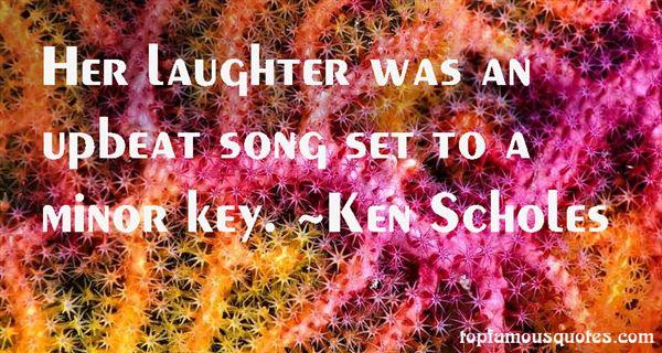 Ken Scholes Quotes