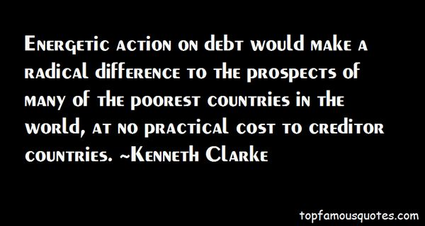 Kenneth Clarke Quotes