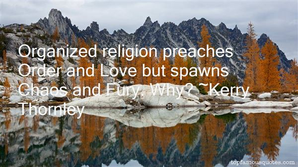 Kerry Thornley Quotes