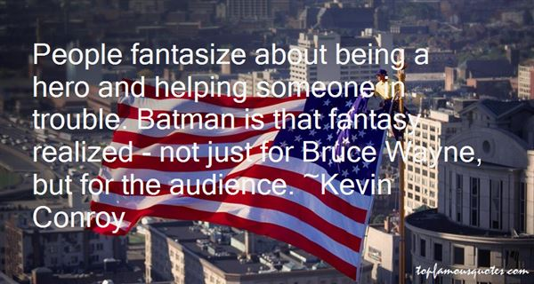 Kevin Conroy Quotes