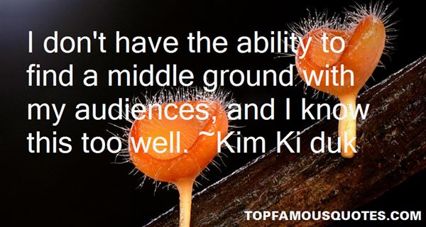Kim Ki Duk Quotes