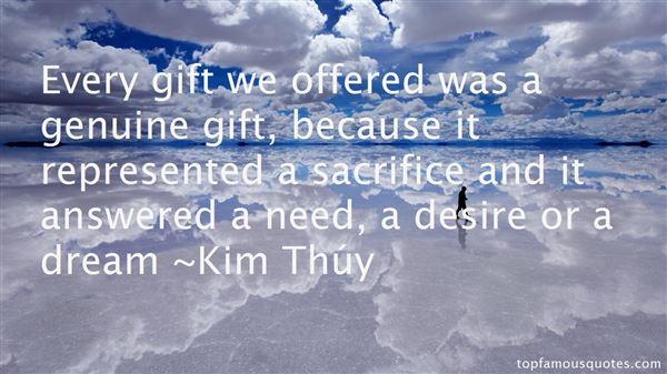 Kim Thúy Quotes