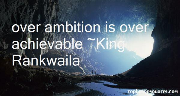 King Rankwaila Quotes