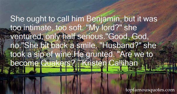 Kristen Callihan Quotes