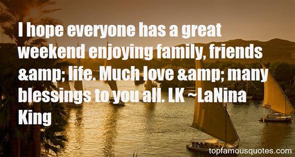 LaNina King Quotes