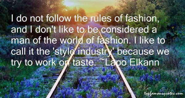 Lapo Elkann Quotes