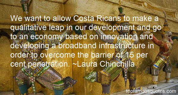 Laura Chinchilla Quotes