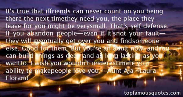 Laura Florand Quotes