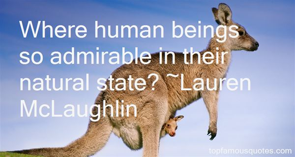 Lauren McLaughlin Quotes